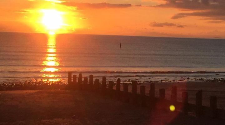 Alien Beach Invasion - Ocean Drive Barmouth